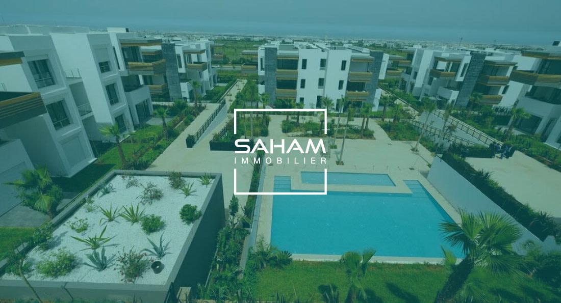 Vert Marine : Un projet haut standing signé Saham Immobilier
