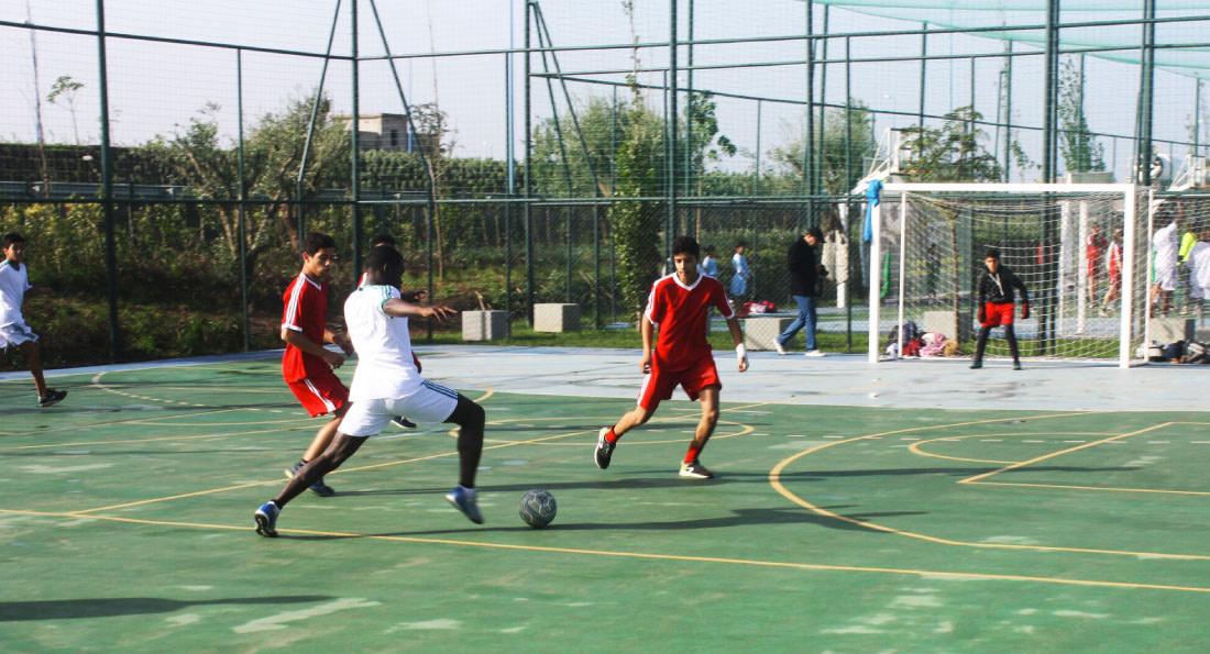 Le tournoi associatif Génération Almaz : le sport fédérateur