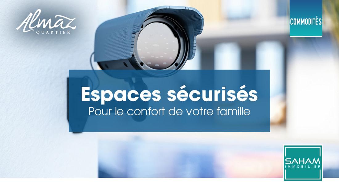 Espaces sécurisés pour le confort de votre famille