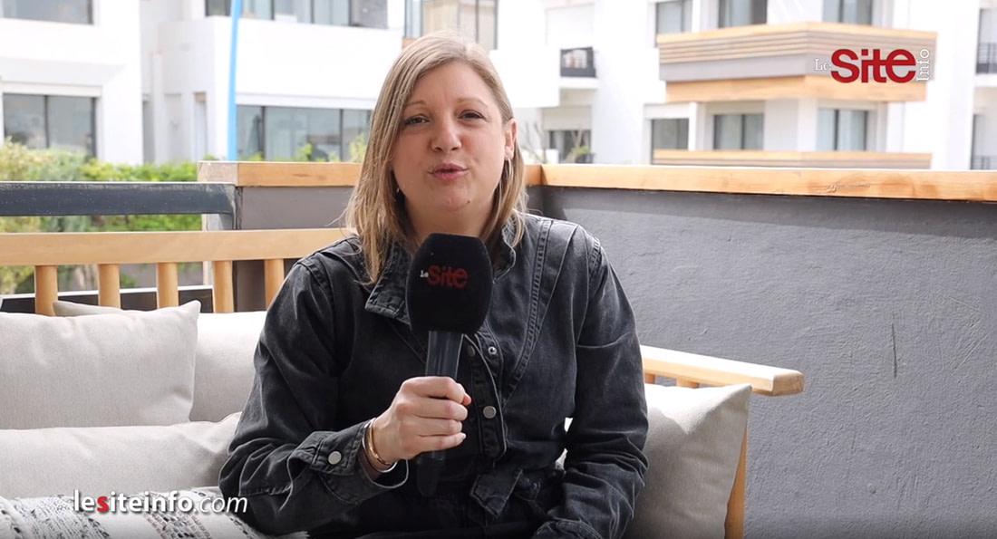 Sandrine Mourcely vous fait visiter le témoin Vert Marine 3